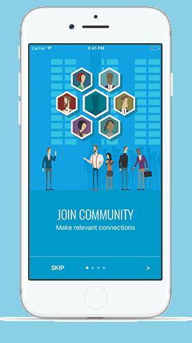 Meeting Application - aplikacja natywna