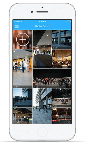Meeting Application - fotobudka