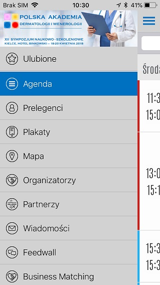 Symposium Cracoviense medical conference app